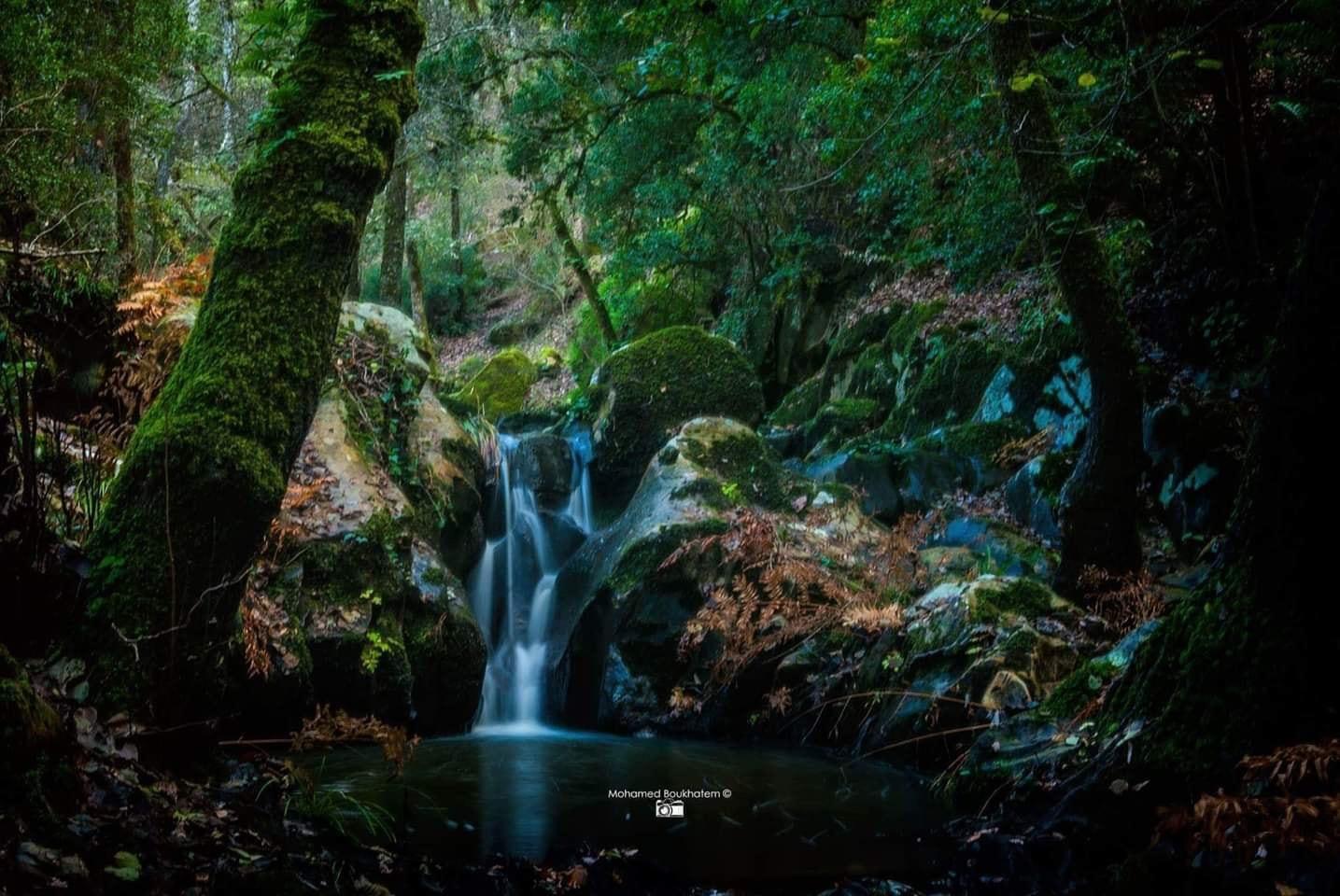 🏡 Randonnée à Oued ezzen