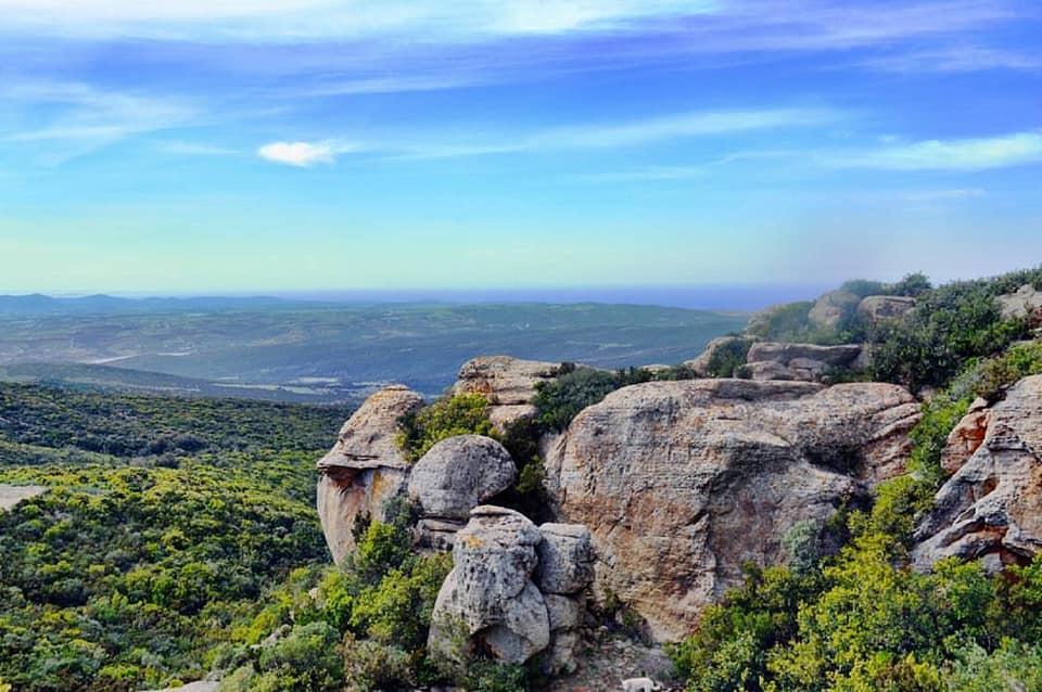 Randonnée : kef errand & djbel sidi abderrahmen Nabeul