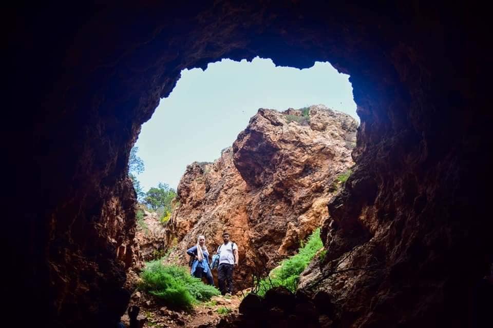 Randonnées, trekking, paysages, spéléologie, dans un seul mot richesse ! On peut tout découvrir à Djebel Zaghouan.