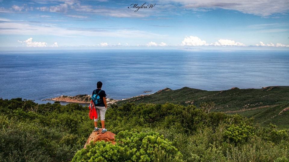 🏞 Randonnée 17 km: Bellif Cap Negro   📅 Date : 10 Novembre 2019   🔖 NB: Groupe respectueux et sans Darbouka