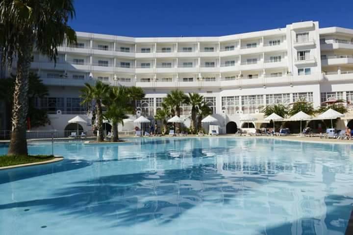 💖 #TOP #Promo #Weekend 😍 Ce #Samedi 16 Novembre à Hammamet 💖   💙 Hôtel BEHIA BEACH  Hammamet 4★ à #45_DT en Demi Pension + Soirée #DABKA_SOURYA
