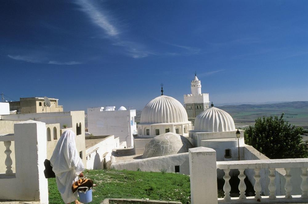 🏞 Randonnée culturelle au Kef   ↪ Visite kasbah et Bou Makhlouf ↪ Visite du musée des arts  ↪ Mini Randonnée Table de Jugurtha