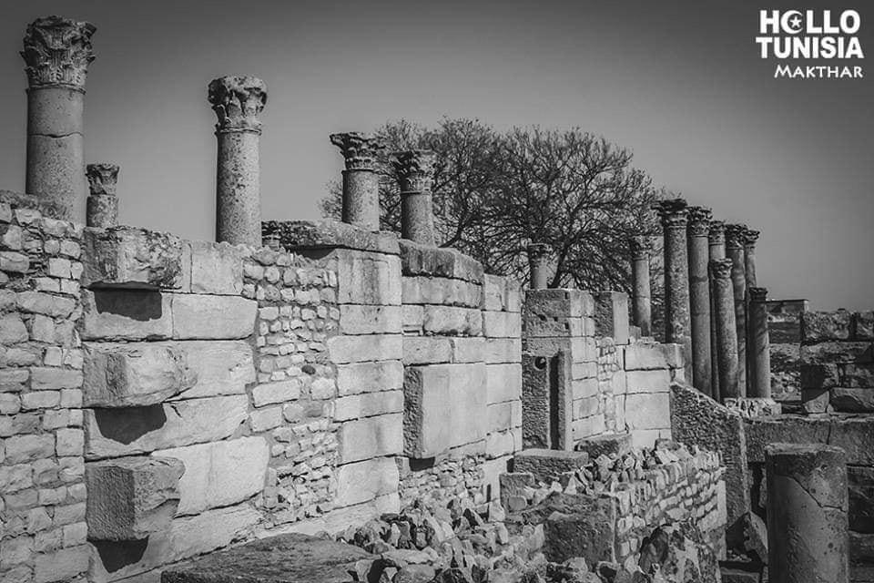 🏛 Excursion Kesra et Maktaris