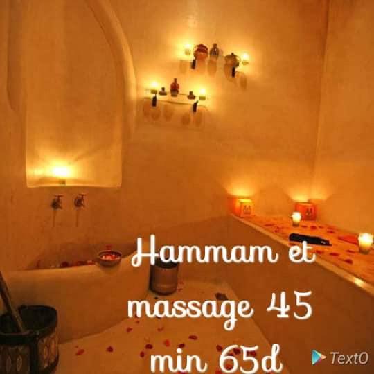 #Charme & #Beauté  vous invite à découvrir forfait de mois février : 🏤 Adresse: Hôtel  Carthage thalasso gammarth  pacha club